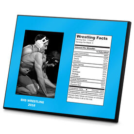 Wrestling Photo Frame Wrestling Facts