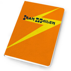 Cross Training Notebook Iron Maiden