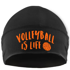 Beanie Performance Hat - Volleyball is Life