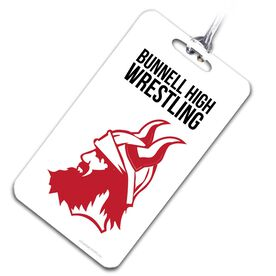 Wrestling Bag/Luggage Tag Your Logo