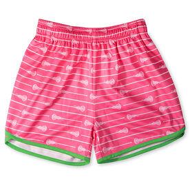 Love Lax Lacrosse Shorts