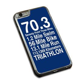 Triathlon iPhone® Case 70.3 Math Miles