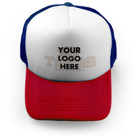 Wrestling Trucker Hat Custom Team Logo