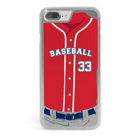 Baseball iPhone® Case - Personalized Jersey