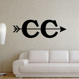 CC Removable GoneForaRUNGraphix Wall Decal