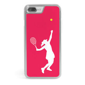 Tennis iPhone® Case - Girl Player
