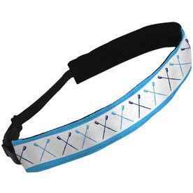 Julibands No-Slip Headbands Crossed Oars