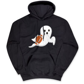 Football Standard Sweatshirt - Football Ghost