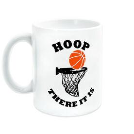 Basketball Ceramic Mug Hoop There It Is