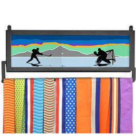 AthletesWALL Medal Display - Pond Hockey