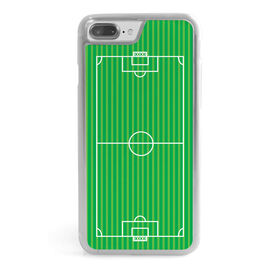 Soccer iPhone® Case - Field