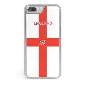 Soccer iPhone® Case - England
