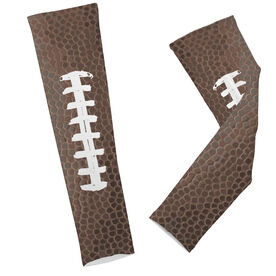 Football Printed Arm Sleeves Football Texture