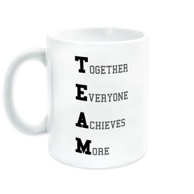 General Sports Ceramic Mug T.E.A.M