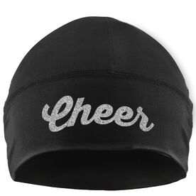 Beanie Performance Hat - Cheer Script