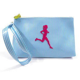 Runner Girl Runner's Wristlet Bag - Rylee