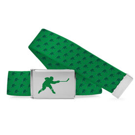 Hockey Lifestyle Belt Small Hockey Player Pattern