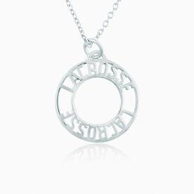Always Lacrosse Pendant Necklace