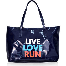 Live Love Run Runner's Tote Bag - Kali
