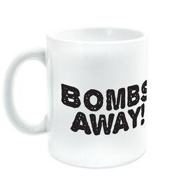 Golf Ceramic Mug Bombs Away