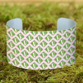 'Portia' Crew Cuff Bracelet (Wide)