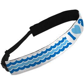 Julibands No-Slip Headbands I Heart 2 Row