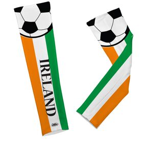 Soccer Printed Arm Sleeves Soccer Ireland