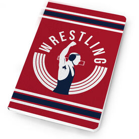 Wrestling Notebook Winners Never Quit