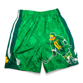 St. Hat-Tricks Hockey Shorts
