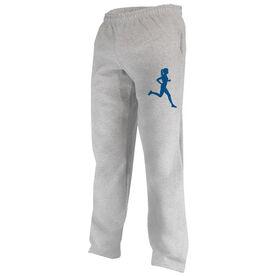 Running Fleece Sweatpants Female Runner