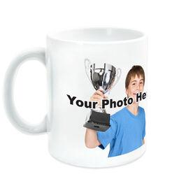 Rugby Ceramic Mug Custom Photo