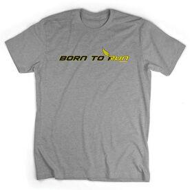 Running Short Sleeve T-Shirt - Born To Run