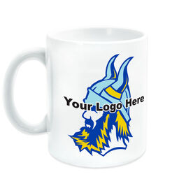 Wrestling Ceramic Mug Custom Logo