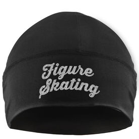 Beanie Performance Hat - Figure Skating Script