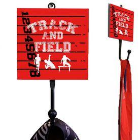 Track and Field Medal Hook Silos