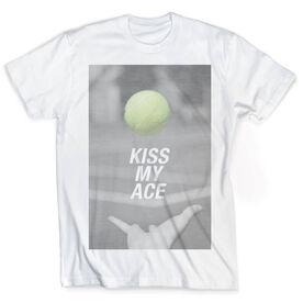 Vintage Tennis T-Shirt - Kiss My Ace