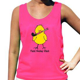 Field Hockey Chick (Tall) Pinnie