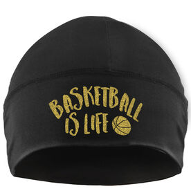 Beanie Performance Hat - Basketball is Life