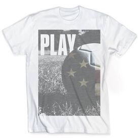 Vintage Soccer T-Shirt - Play