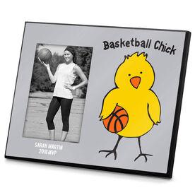 Basketball Photo Frame Basketball Chick