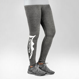 Fly Fishing Performance Tights Striper Silhouette