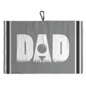 Golf Bag Towel Dad