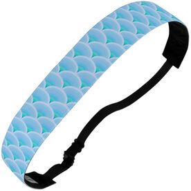 Athletic Julibands No-Slip Headbands - Mermaid Scales