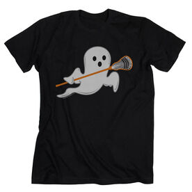 Lacrosse Short Sleeve T-Shirt - Lacrosse Ghost