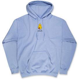 Basketball Standard Sweatshirt - Basketball Chick (small)