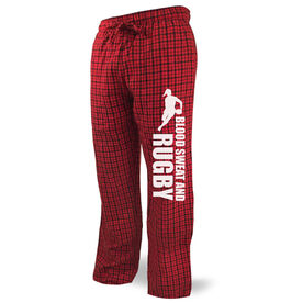 Rugby Lounge Pants Blood Sweat Rugby Female