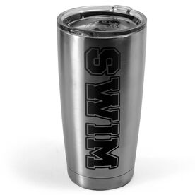 Swimming 20 oz. Double Insulated Tumbler - Swim