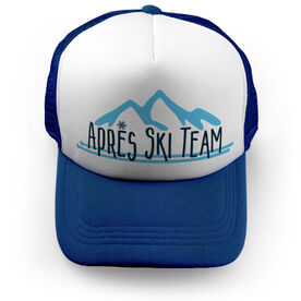 Skiing Trucker Hat - Après Ski Team