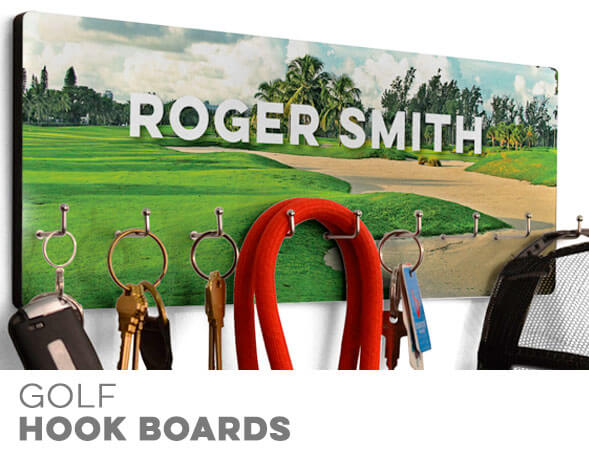 Golf Hooked on Boards