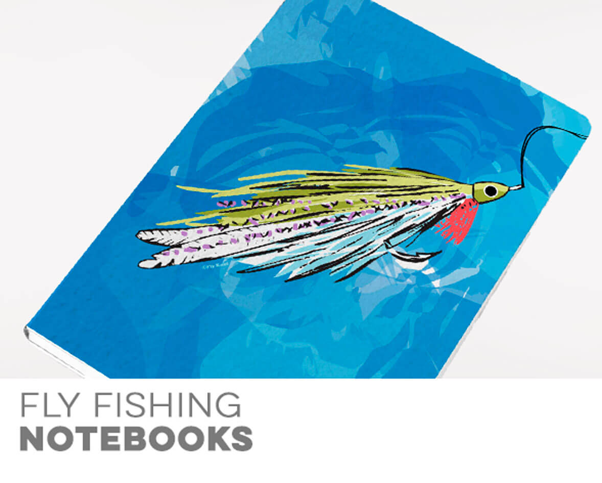 Fly Fishing Notebooks